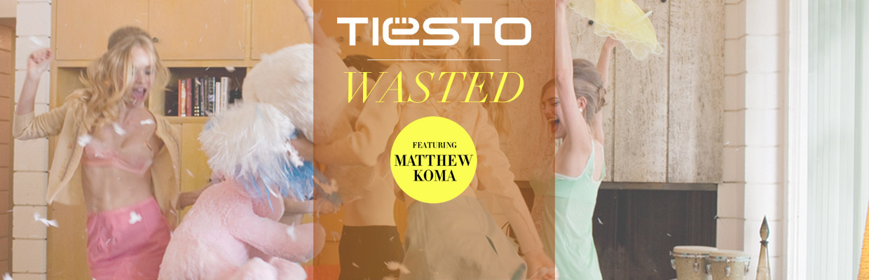 tiesto wasted mp3 song free download